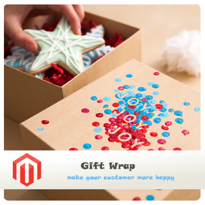 gift wrap magento ecommerce solutions save many time